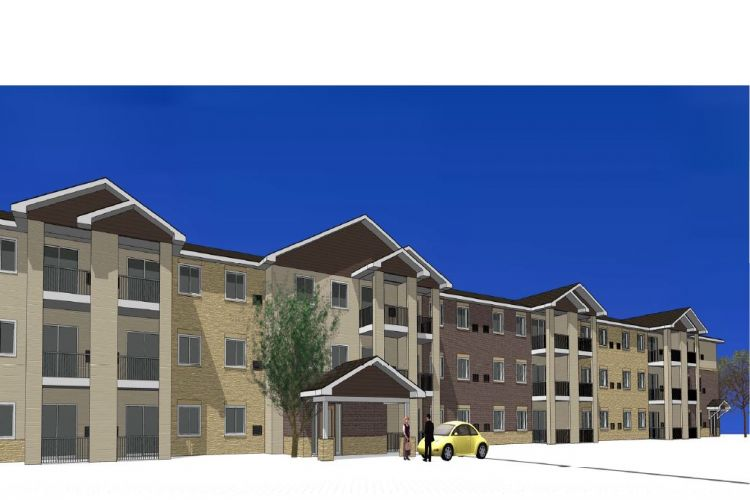 Coral Ridge Apartments selected by Iowa Finance Authority
